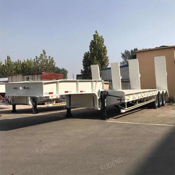 80 T Low Bed Trailer