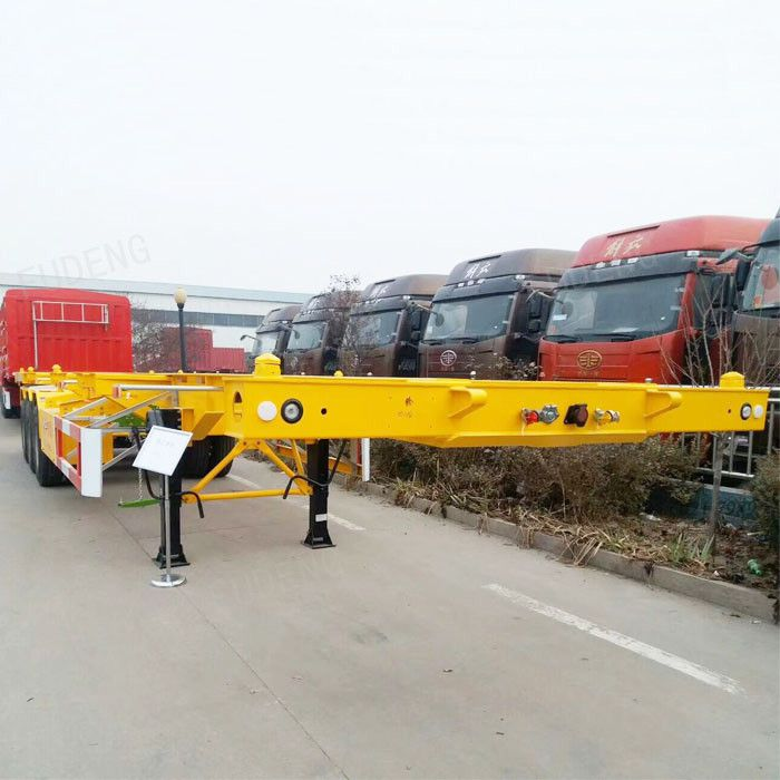 Container Trailer Chassis